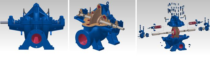 #FlowmorePumps have occupied a niche position, as the fast #HorizontalSplitsPumps #Manufacturer.