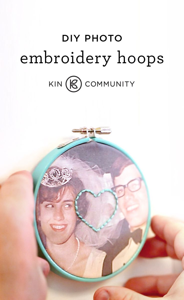 165 best diy gifts images on pinterest hand made gifts handmade diy embroidered fabric photos by robertmahar click to see step by solutioingenieria Choice Image