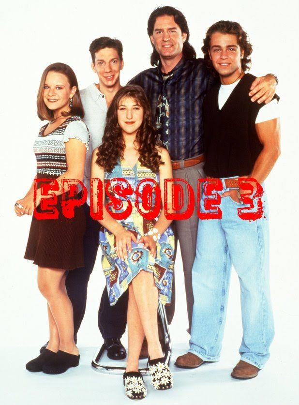 "Blossom Season 1 Episode 3 ""My Sister's Keeper"""