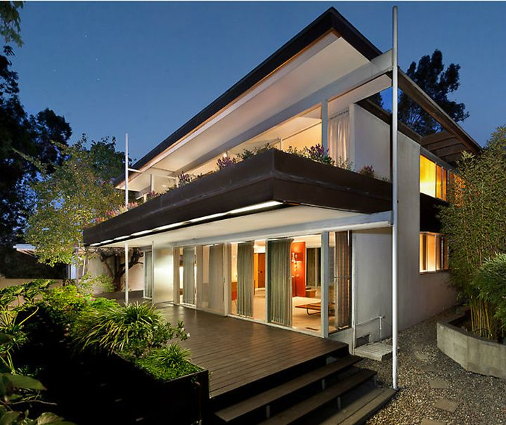 For The First Time Ever Kambara Residence By Mid Century Modern Architect Richard Neutra Is