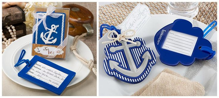 Anchor Luggage Tag from HotRef.com