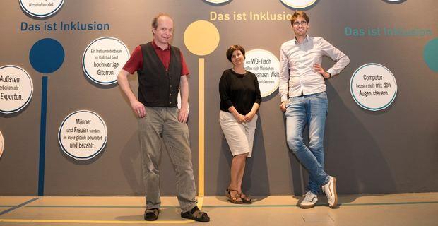 Inklusion im Universum  Politik und aktuelle Nachrichten aus Bremen