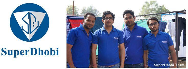 SuperDhobi Team