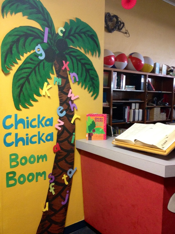 31 Best Images About Chicka Chicka Boom Boom On Pinterest