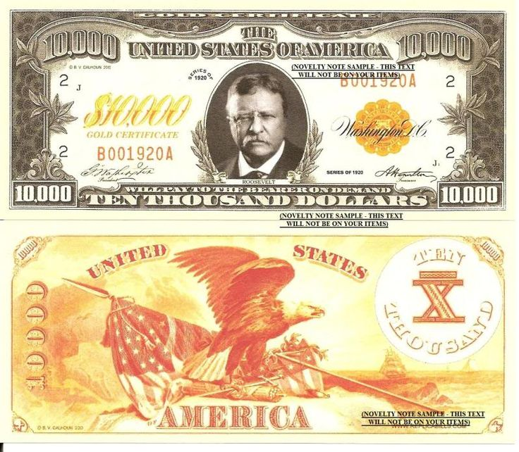 40 best United States Currency images on Pinterest Money, Coins - money note template