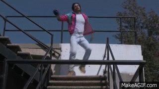 Dancing legend! LOL