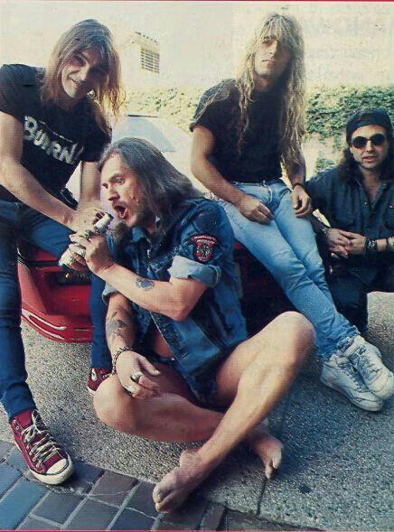 Wurzel/Lemmy/Mickey Dee/Phil Campbell