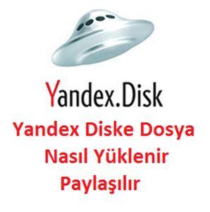 Yandex Diske Dosya Nasıl Yüklenir ve Paylaşılır http://www.seomektebi.com/2014/12/yandex-diske-dosya-nasl-yuklenir-ve.html Yandex'in bulut depolama servisi,Yandex Disk ile her türlü dosyalarınızı internet ortamında barındırabilir ve istediğiniz zaman paylaşıma açarak dosyalarınızı paylaşabilirsiniz. Yandex Disk depolama alanına müzik dosyalarınızı,videolarınızı,resimlerinizi güvenle yükleyebilirsiniz.