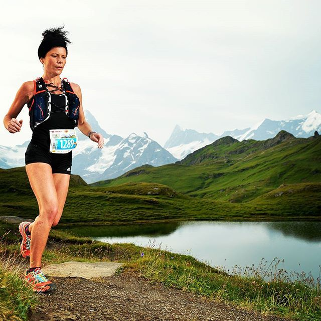 Ultra Trail! #eigerultratrail #eiger #runner #trailrunning #trail #running #grindelwald #alps #mountains #ultratrailrunner #ultratrail #carreraspormontaña #montaña #switzerland #correr by natali_loki
