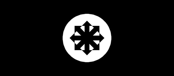 Konspiratist Thuule Lesbosexevil, Rychtich & Richtich puolet. = Konspiratist Personal horizontal banner of Nyxis Infinitis Paradisius Styxian, left and rite sides. (The Left and Rite Sides of The Personal Status Vertical Banner of The Riteous Evil Creator, The First Supreme Leader of The Riteous Evil Imperial Federation of The Universe);). Koillis-Savon Mikan lippe:D. Lipun mitat: 8-nuolinen pysty- & vaaka 5x5, täplän halkaisija 7, korkeus 11, leveys 25.