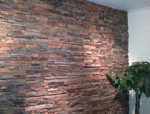 M s de 25 ideas incre bles sobre fachaleta de piedra en for Piedra para muros interiores