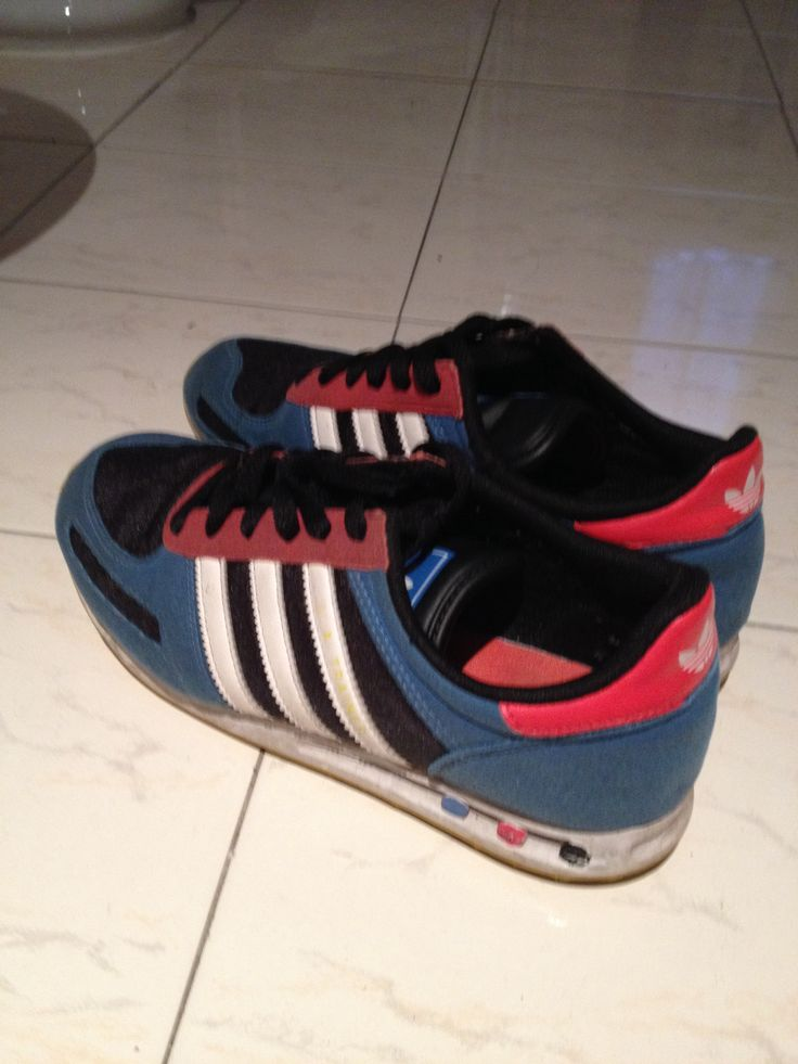 le mie scarpe adidas