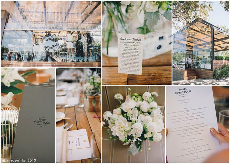 Wedding at Public Dining Room Balmoral Beach Sydney