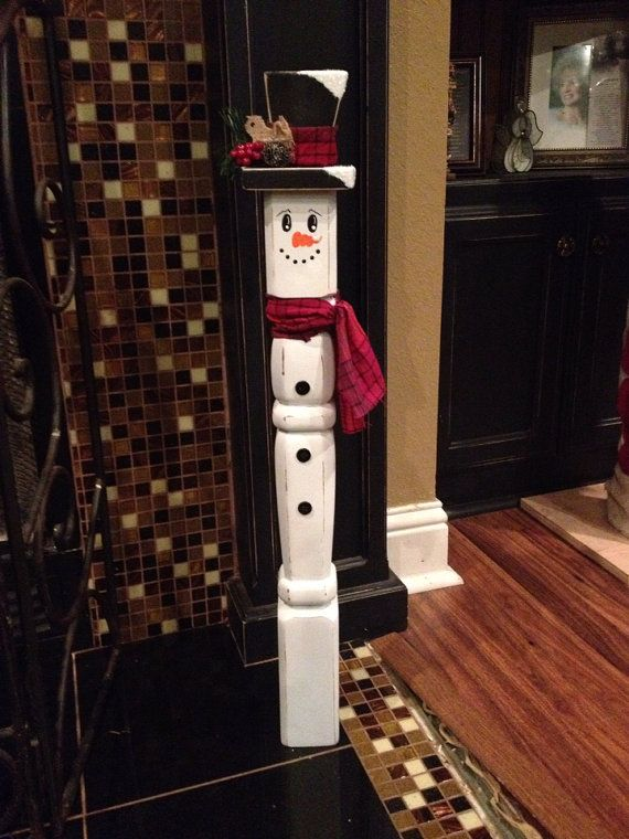 Spindle Snowman By Tiffinyhdesigns On Etsy Craft Ideas