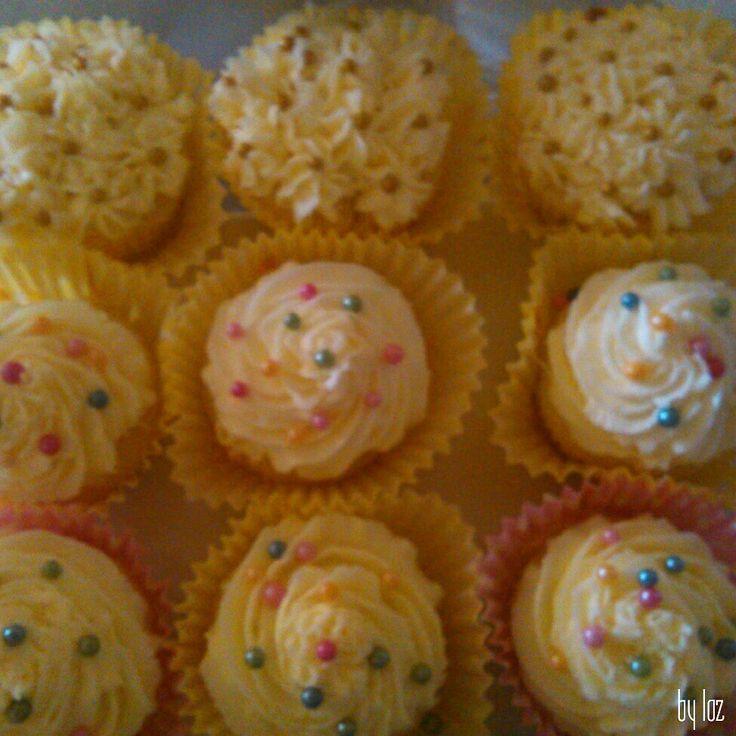 More cupcake baking!