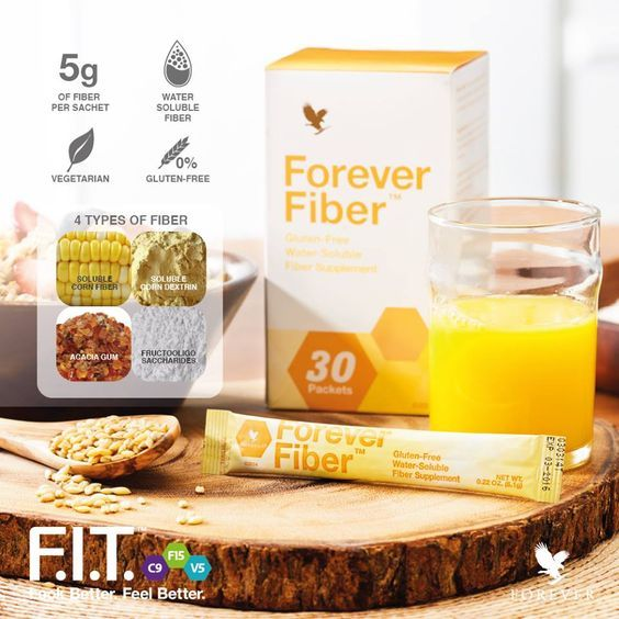 Forever Fiber provides 5 grams of quick-dissolving fiber in a convenient stick packet to support a healthy diet. Forever Fiber offers a convenient way to add some extra fiber to your diet – by sprinkling on the foods you eat, mixing with Forever Aloe Vera Gel® or other beverage, or adding to your water bottle when you are on the go! #gabokakucko