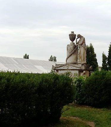 Familia Sturdza monument funerar