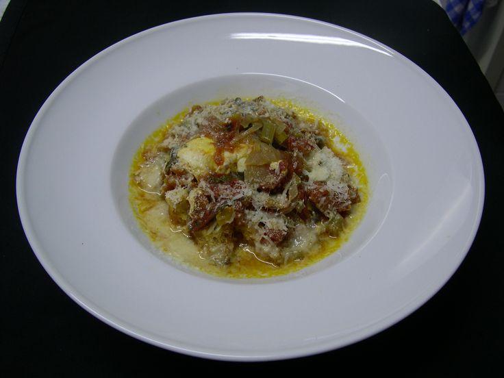 Locanda la Pieve Acquacotta soup! Maremma what else??