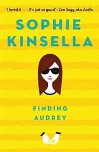 http://www.adlibris.com/se/organisationer/product.aspx?isbn=0552573663 | Titel: Finding Audrey - Författare: Sophie Kinsella - ISBN: 0552573663 - Pris: 94 kr