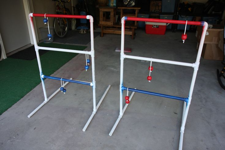 The Chad Experience: Build Your Own Ladder Golf Set Using Official Dimensions