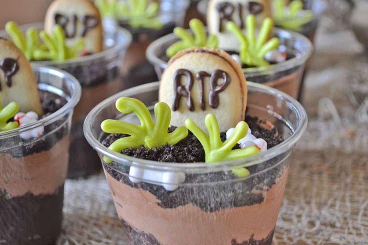 Zombie Apocalypse Birthday Party | CatchMyParty.com