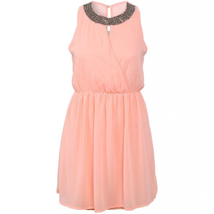 Zomer jurkje roze | Fashion Webshop