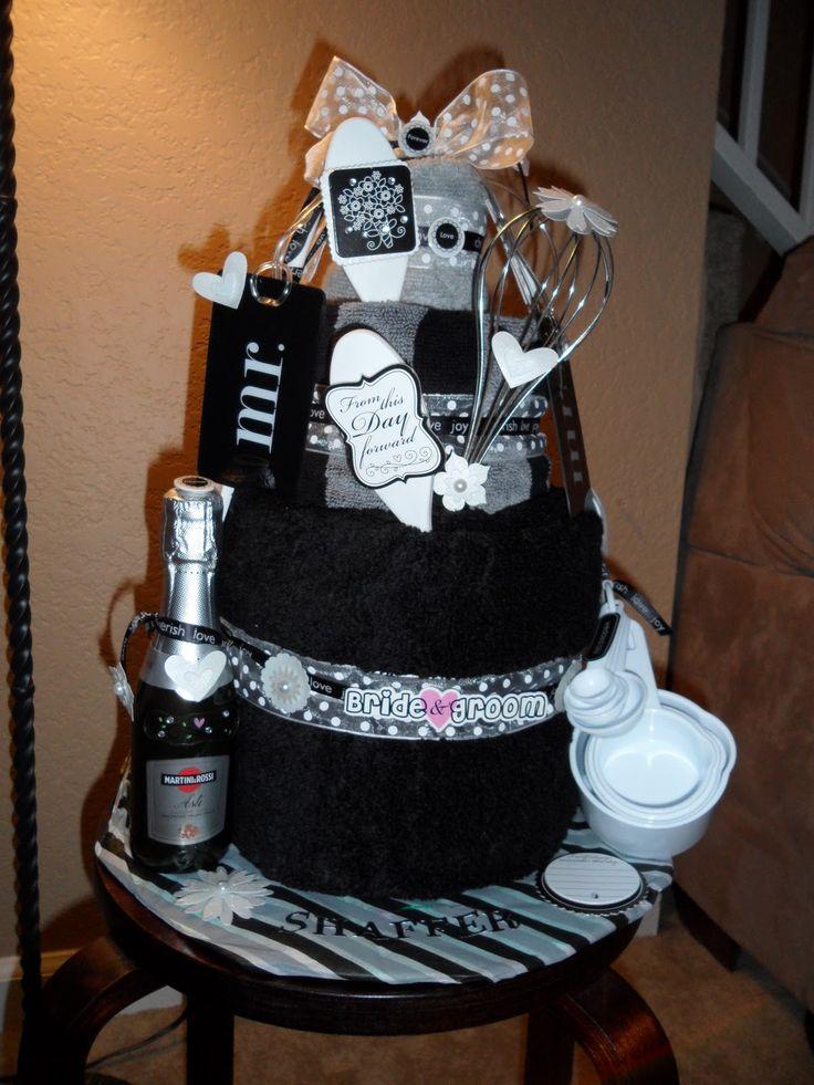 bridal shower towel cake beloved beginnings jru0027s wedding towel cake