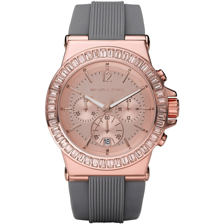 Michael Kors watch.... Pretty color combination
