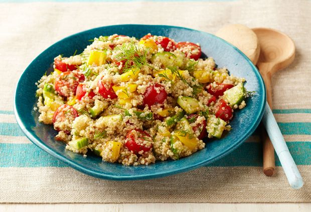 Savoir faire cuire le quinoa - Kraft Canada