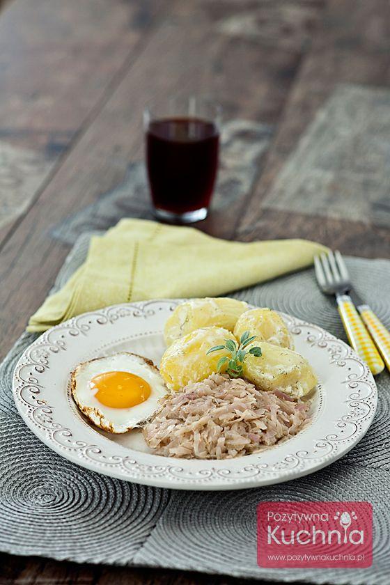 Najlepsza #kapusta zasmażana to młoda kapustka :).  http://pozytywnakuchnia.pl/kapusta-zasmazana/  #przepis #kuchnia #obiad
