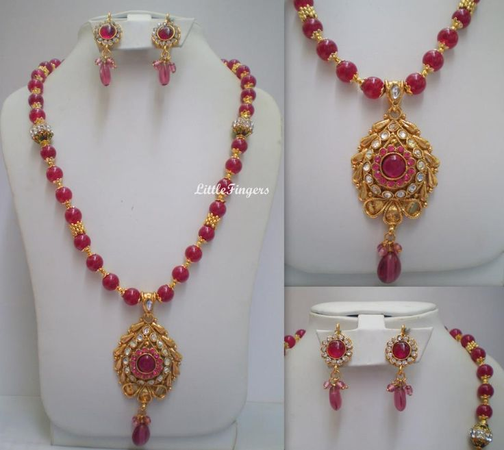 4056 Indian Bridal Jewelry Bollywood New Necklace Ethnic: 207 Best Images About Wedding Jewelry On Pinterest