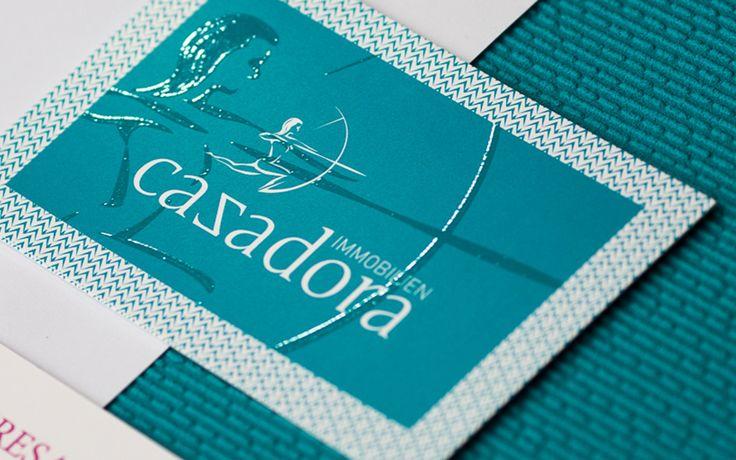 CASADORA | Logo Design, Corporate Design by Big Pen
