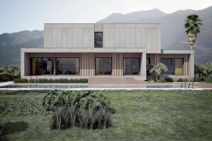 62 best Plan de maison images on Pinterest Architecture, Live and - plan maison avec tour carree