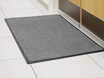 3 x 5' Medium Gray Waterhog Carpet Mat by Waterhog. $79.00. Waterhog - Soak up snow, water and ice quickly. End wet, slippery floors. Solid rubber nubs prevent carpet from crushing. Non-slip rubber backing. Tough polypropylene fiber system. Waterhog mats in stock!