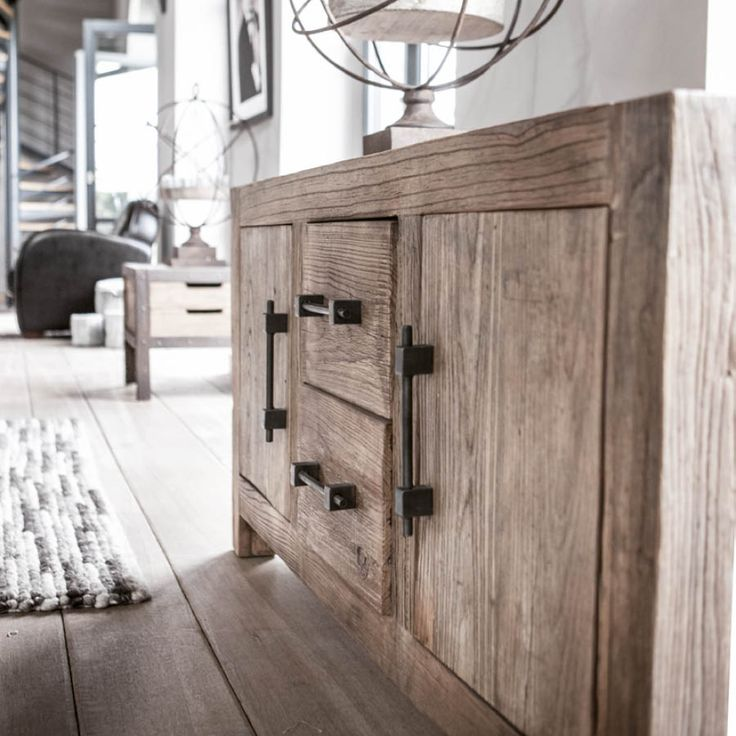 Les 25 meilleures id es de la cat gorie poign es de tiroir sur pinterest v - Poignee meuble originale ...