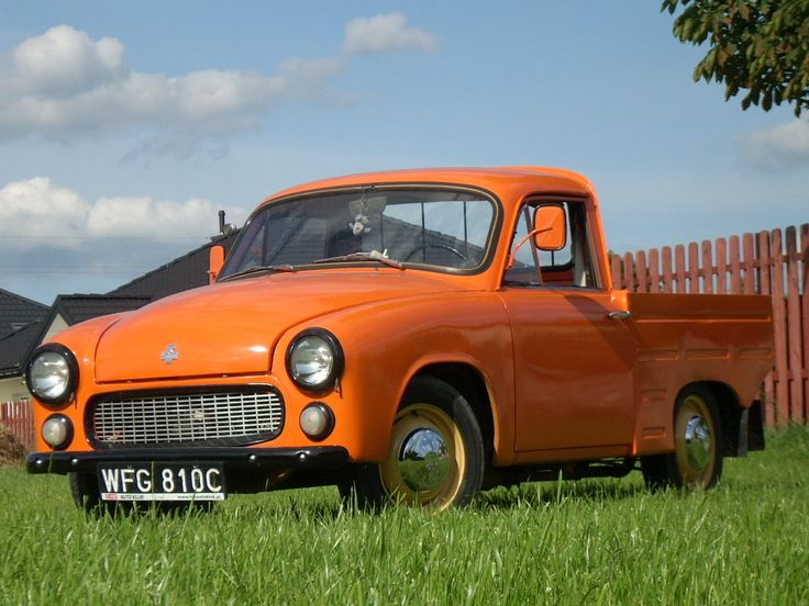 Syrena Fso Pick Up