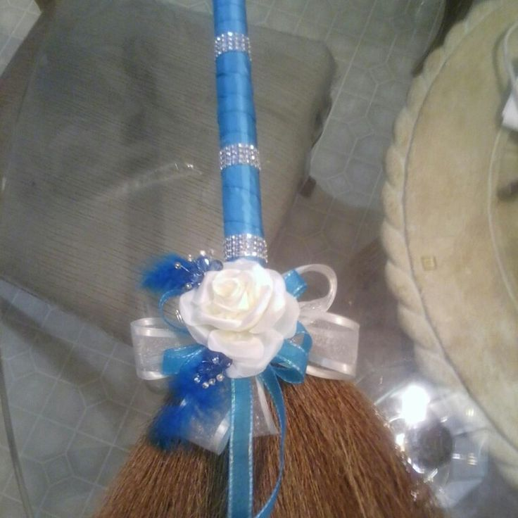 Wedding Broom Ideas: Jumping The Broom? We Custom Design Brooms For Your