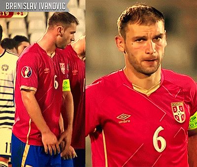 Branislav Ivanovic - Serbia national football team