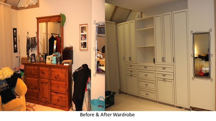 Another closet makeover to add much needed storage but also some flare to this home! This unit contains dual laundry hampers, jewelry drawers, and lots of shelves!