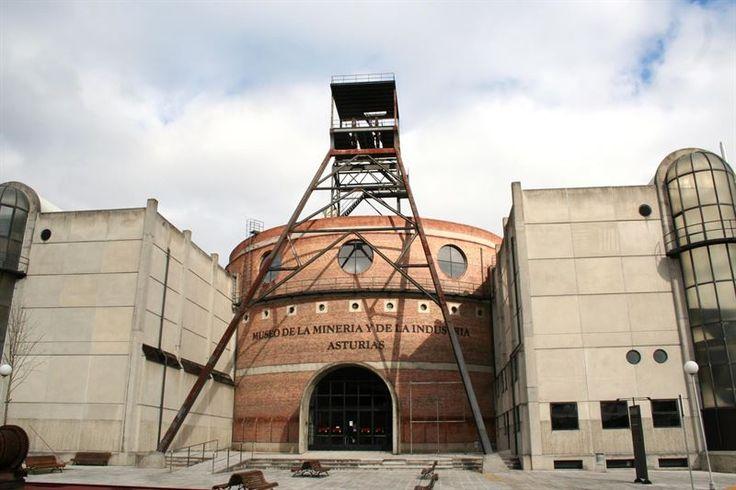 Museo De La Mineria - MUMI (Asturias)