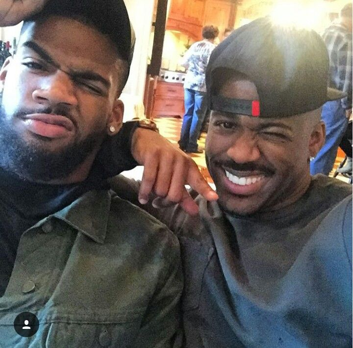 Dolvett Quince and son