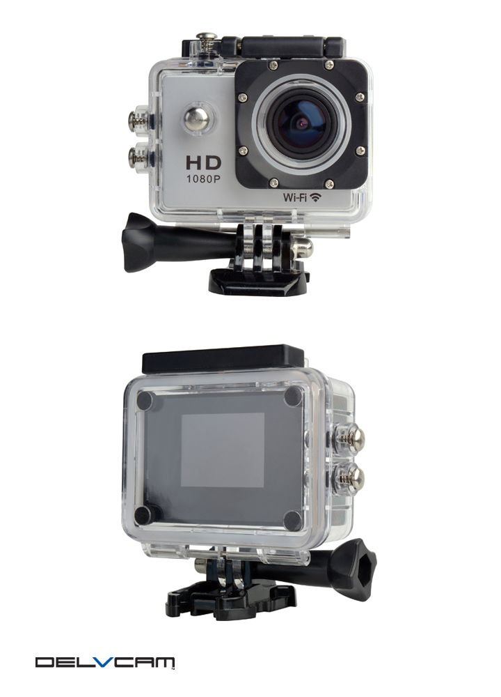 A 1080P Waterproof Action Sports POV Camera!