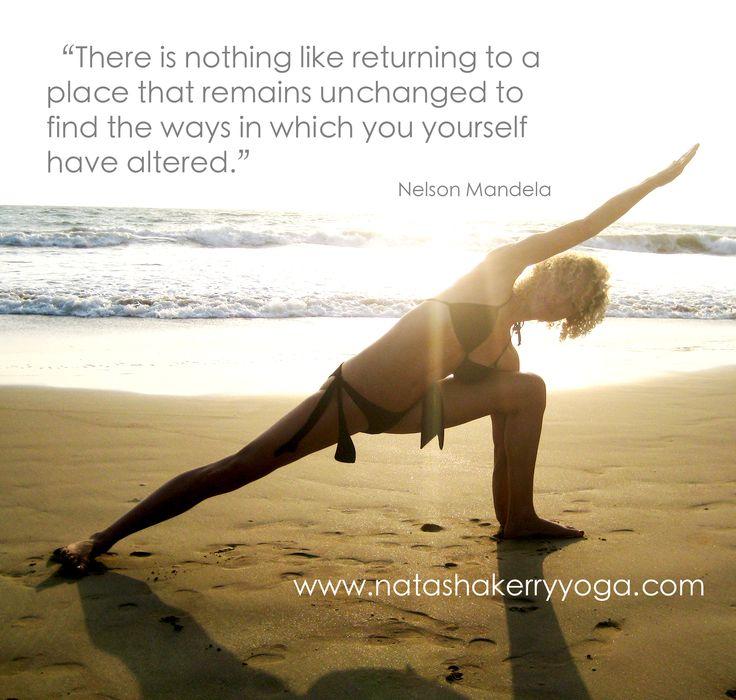 Inspirational Meme About Compassion: #quote #meme #yoga #beach #inspiration #love