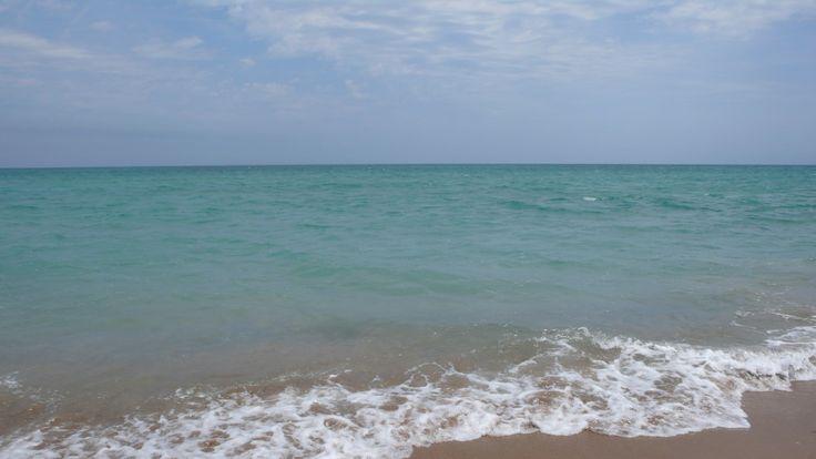 The Mediterranen sea