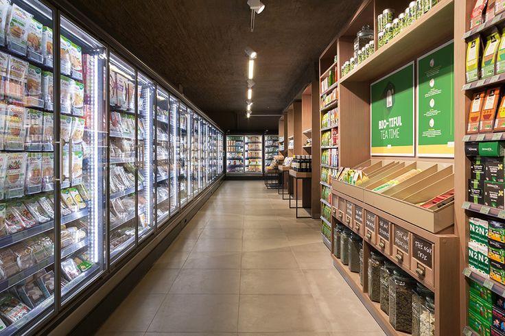 AUCHAN COEUR DE NATURE - Concept - Agence Jeff van Dyck | Auchan ...