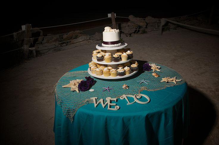 Wedding Cakes For Beach Weddings