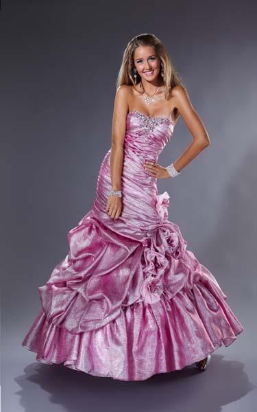 Hallucinante robe de bal !!