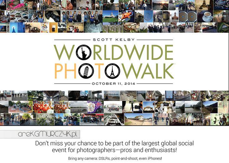 Worldwide Photo Walk ponownie w Płocku. W tym roku walczymy o Rekord Guinessa! #wwpw2014 #wwpwplock2014 #photowalk #plock