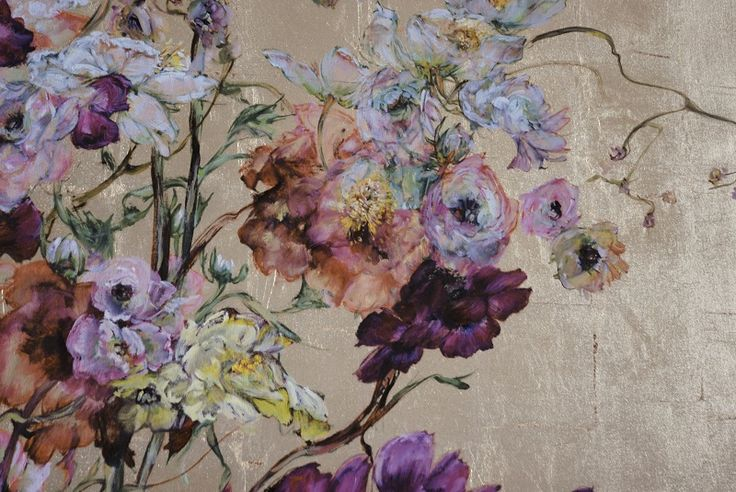 Claire Basler - Contemporary Artist - Flowers 047