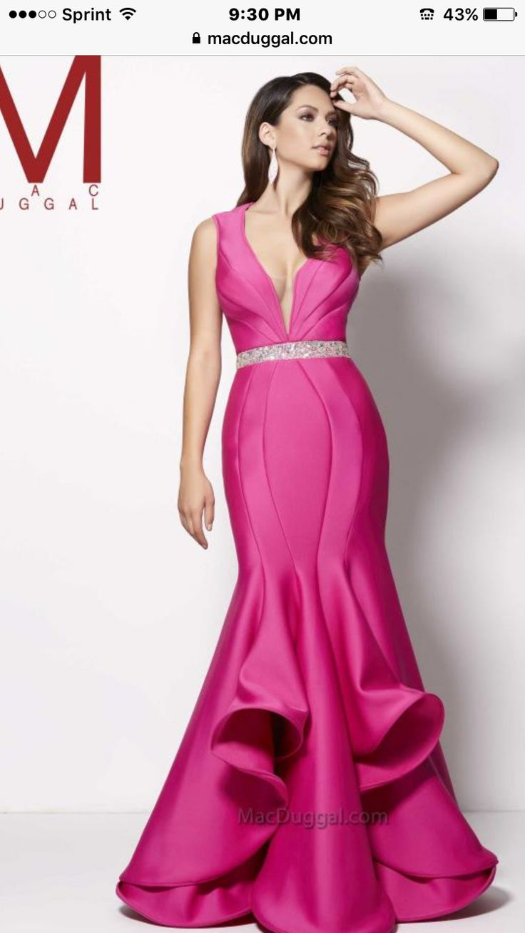 24 best Mac Duggal images on Pinterest | Prom party dresses, Ball ...